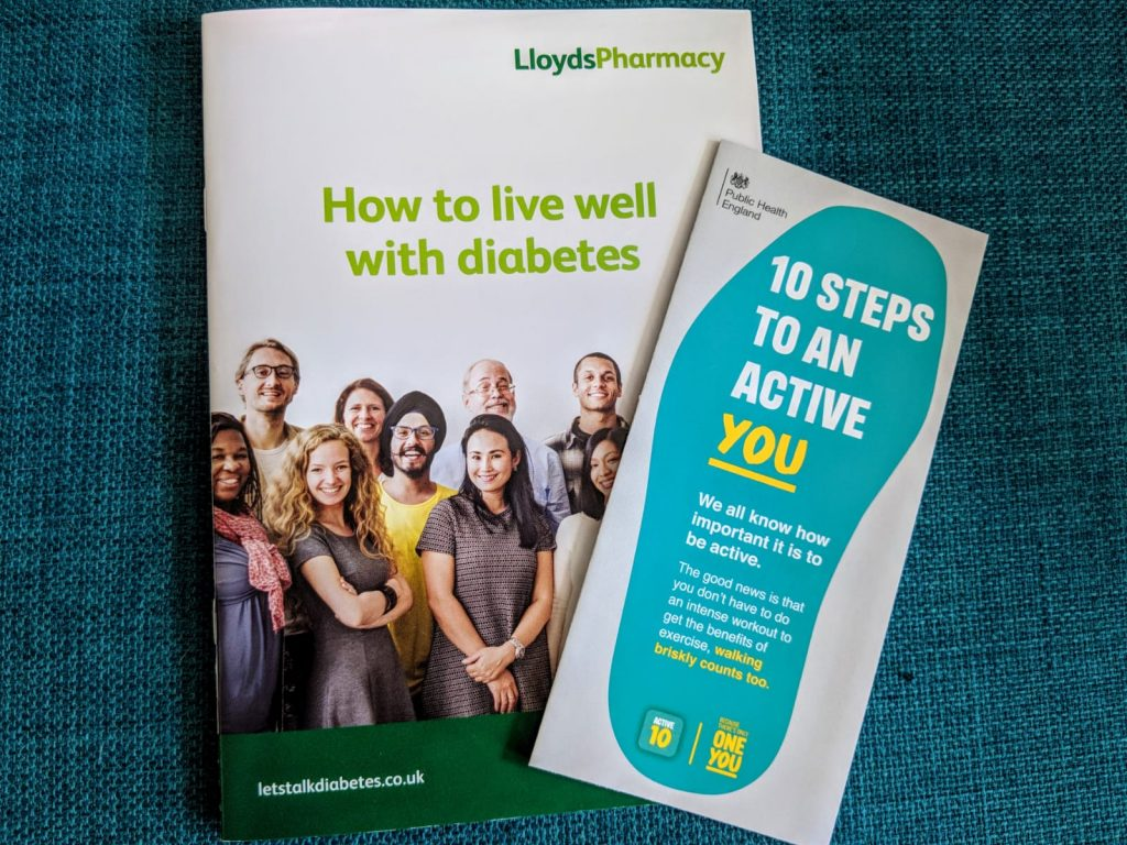 LloydsPharmacy Diabetes Support Pack