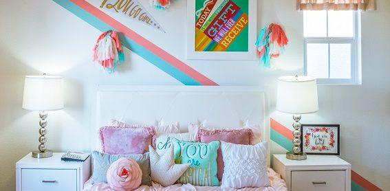 5 Great Tips to Organise Your Kid's Room