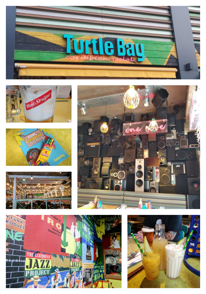 Turtle Bay Collage