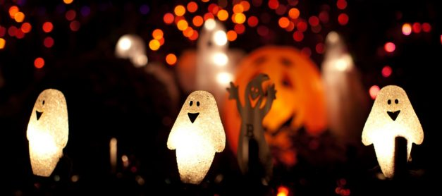 Host the Perfect Halloween Garden Party for Kids