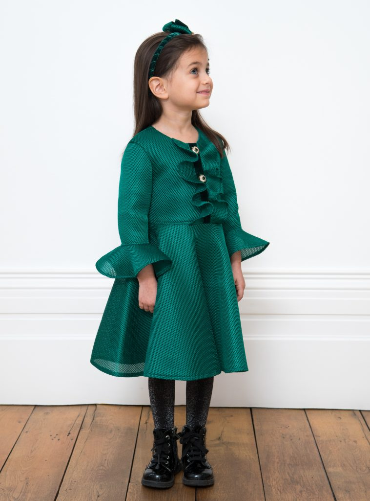 Christmas Dresses from David Grant