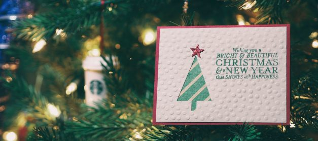 How to Make Your Christmas Cards and Envelopes Extra Special
