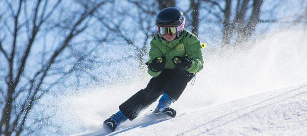 5 Great Benefits of Skiing for Children