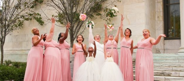Bridesmaid Etiquette: How To Pick Dresses They Will Love