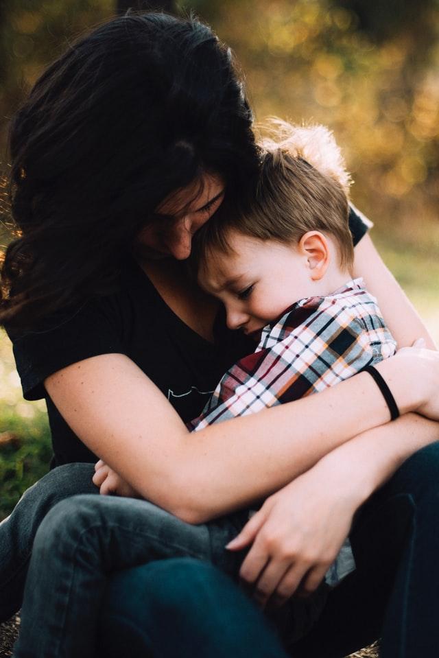 Helping Children Through a Divorce