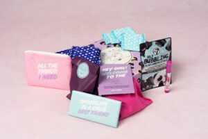 Wild Hearts Gang First Period Box