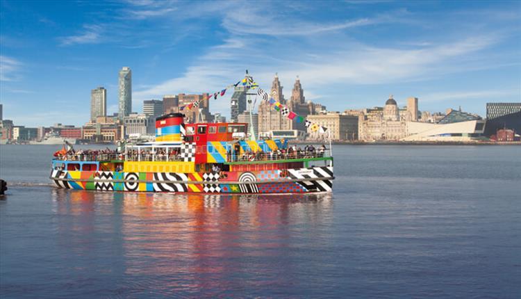 Mersey Ferries Liverpool