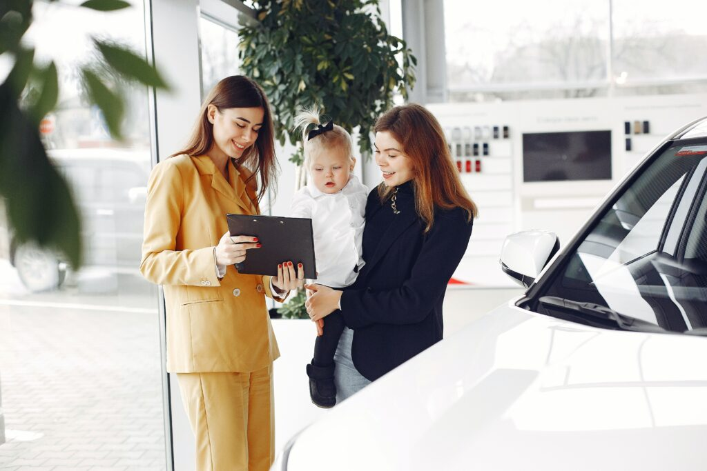 Buying a Family Car