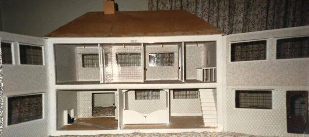 Updating My Custom Doll House